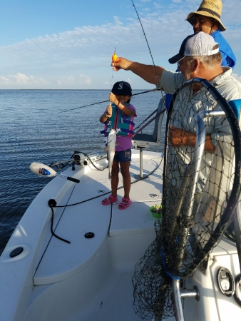 FRANCES BELLA FIRST RED FISH EVER 61817