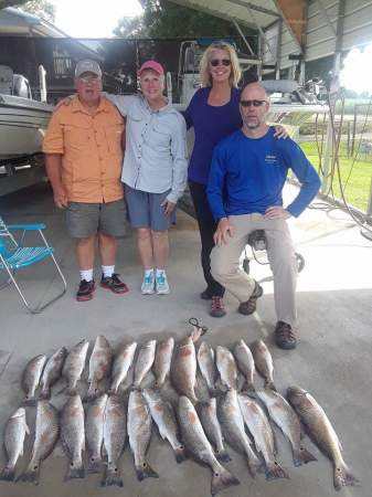 capt drew charter w jason erica jason mom and dad 10 6 17